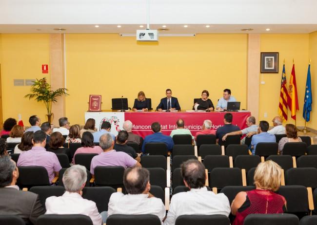 Bielsa presidente Mancomunitat Horta Sud-5