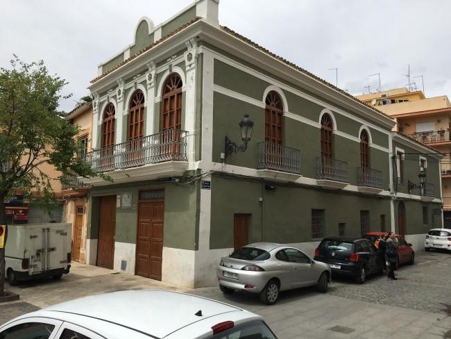Casino de la Plaza de Paterna