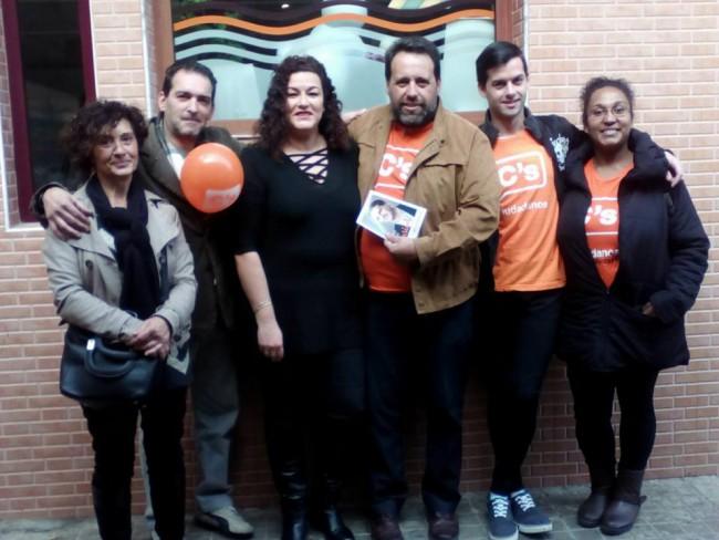 Ciudadanos Manises. Campaña electoral