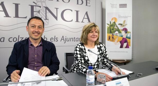 Diputación. Presentación Fira de les comarques
