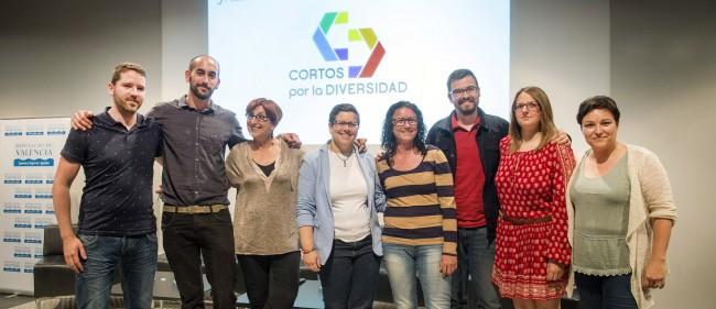 Diputacion. Festival Cortometrajes por la diversidad sexual