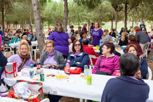 Jornada de convivencia asociaciones de mujeres-2
