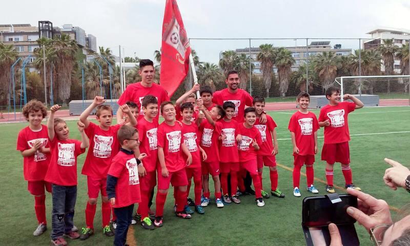 LOS SILOS CF- Campeón Benjamín B mayo 2016
