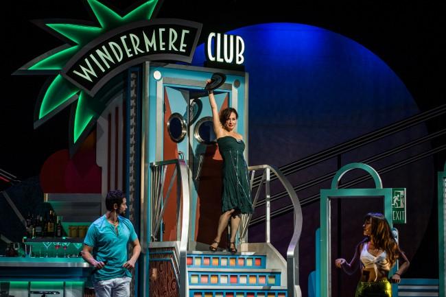 Natalia Millán traerá Miami al Auditori de Torrent con su 'Windermere Club'