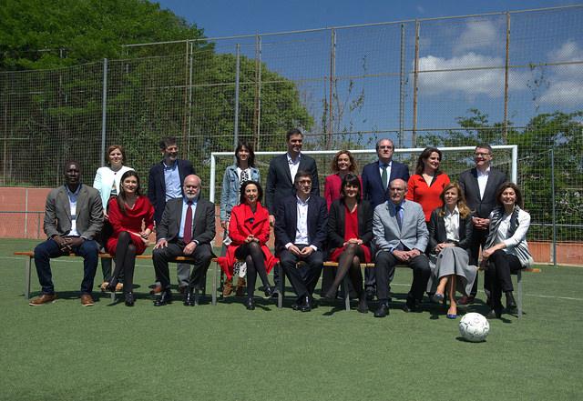 PSOE. Posible Gobierno Pedro Sánchez