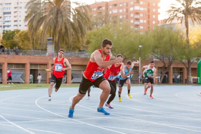 Primera jornada División Honor atletismo Fent Camí