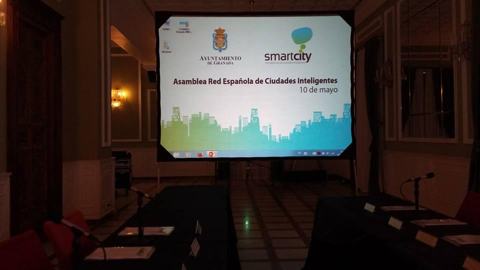 Red Española de Ciudades Inteligentes1