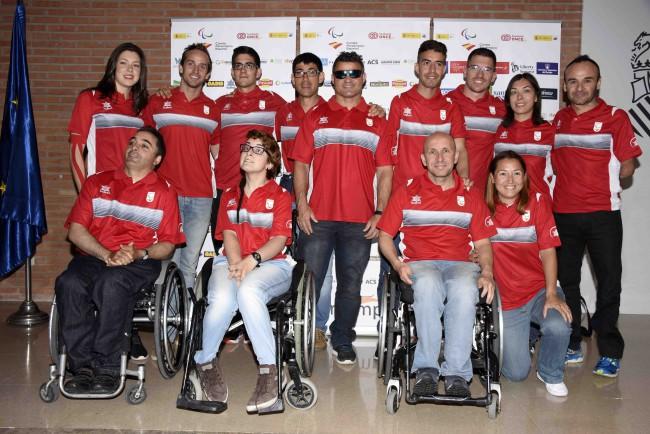 Valencianos en los Juegos Paralímpicos de Río 2016