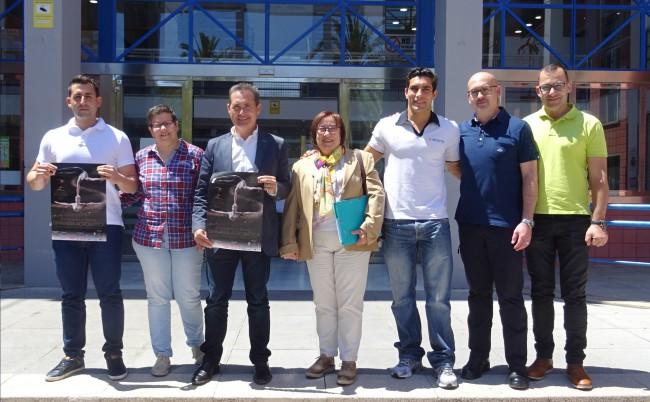 Xirivella. campeonato de España de gimnasia acrobatica