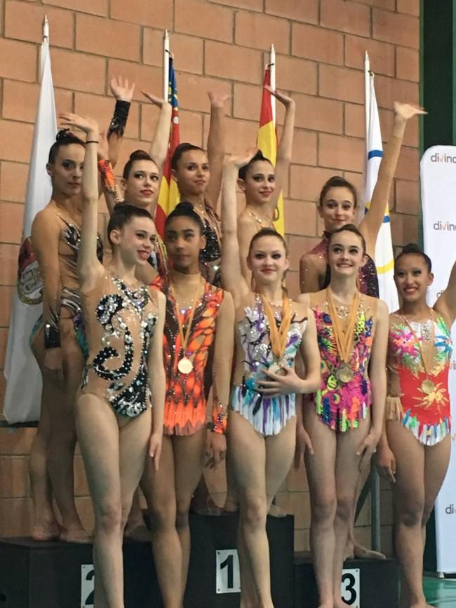 club l'almara gimnasia rítmica burjassot (2)