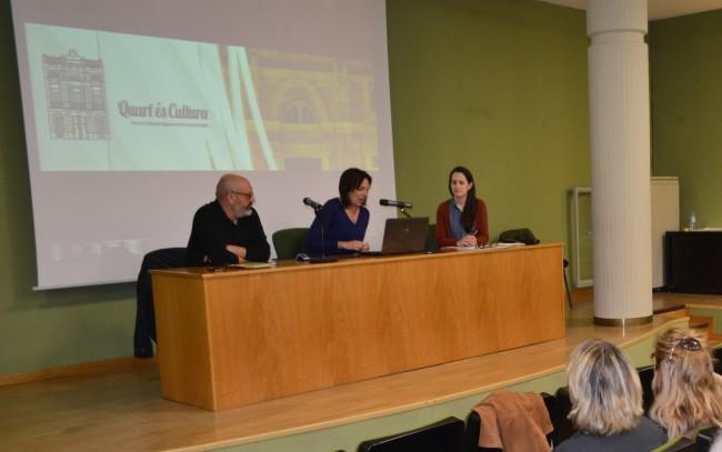 conferencia memoria histórica quart de poblet