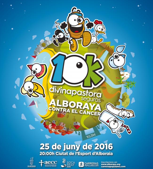 10K Alboraya contra el Cáncer