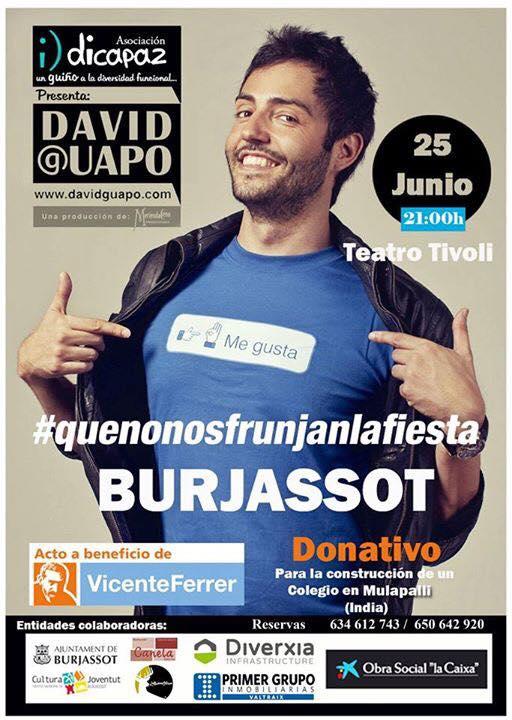 David Guapo- Asoc DICAPAZ 25-06-2016