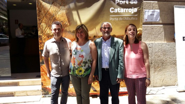 Diputacion. Catarroja y Alboraya promocion turistica
