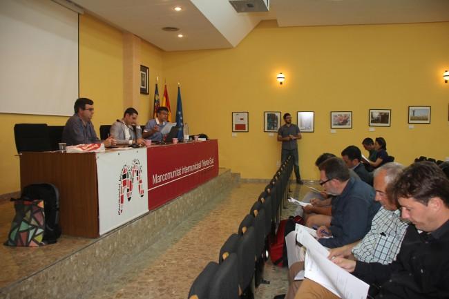 Horta Sud alcaldes reunion mancomunitat