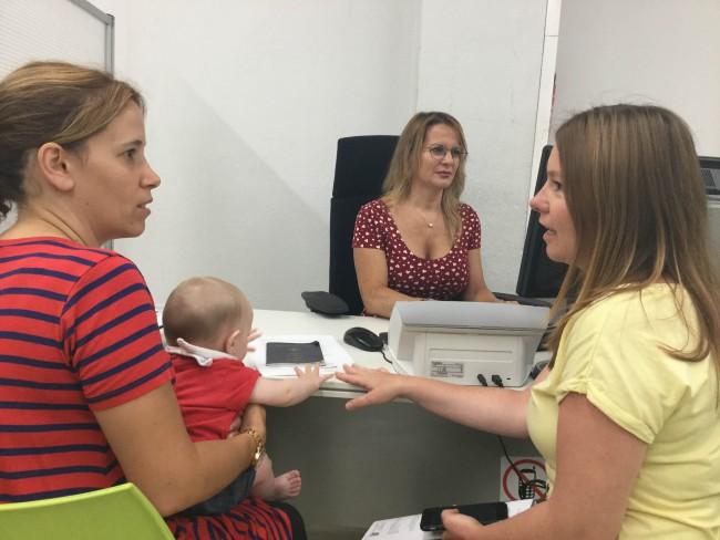 Paterna Registro solicitud Cheque-Bebé