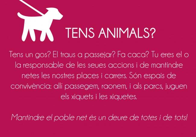 Picassent Tens animals