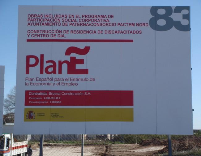 Residencia y Centro de Día para discapacitados - Carretera de Manises