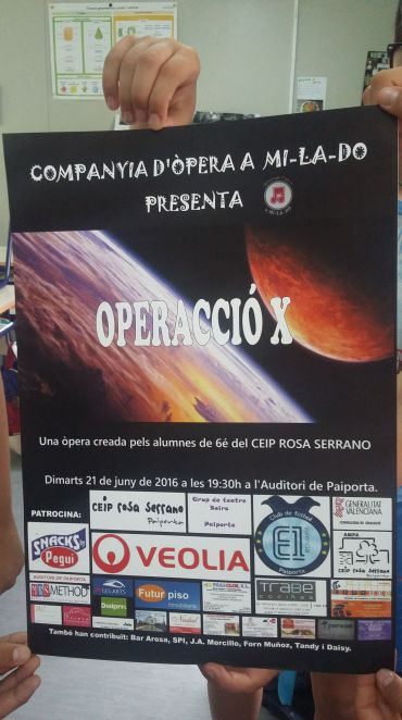 cartel operacció X
