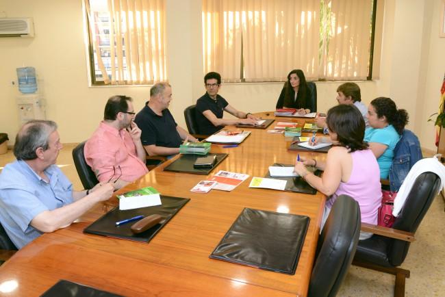 mesa cooperación salud paiporta