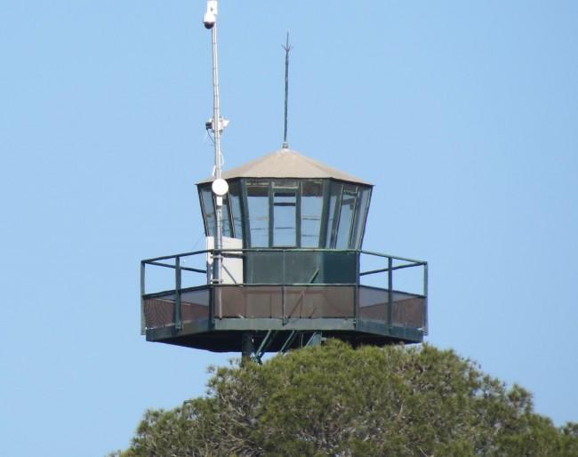 Paterna. Torre vigilancia de La Vallesa