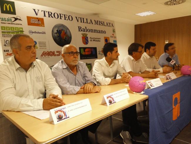 presentación trofeo balonmano villa de mislata (8)