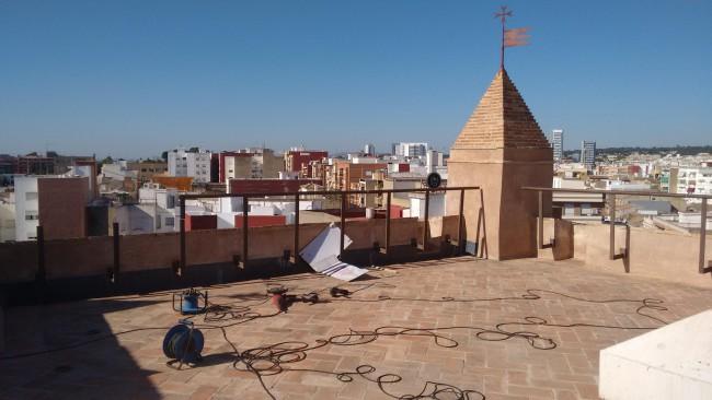 reformas terraza torre torrent