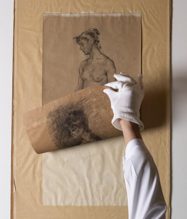 restauración trabajos pinazo desde Roma (3)