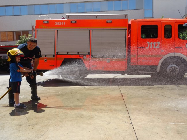 visita ceip barranquet godella parque bomberos paterna (4)