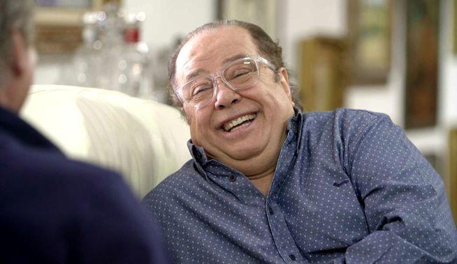 Arevalo, pregonero de las fiestas de Paterna