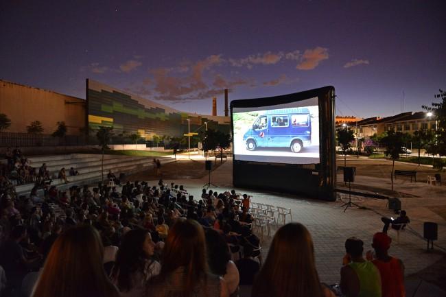 Cine de verano en Mislata