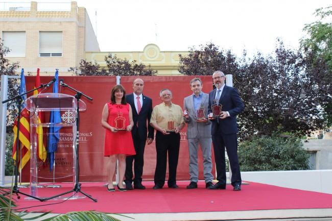 Festes fundacionals Massamagrell. Premis 2016