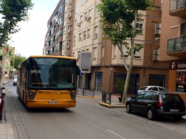 Manises. Bus urbà