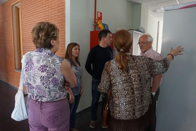 Visita Centro Cívico Terramelar