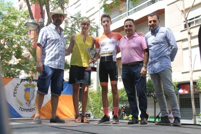 Vuelta ciclista a Torrent. ganador masculino