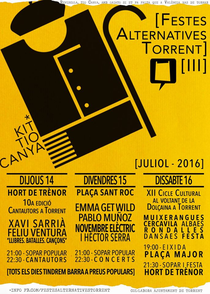 festes alternatives Torrent 2016