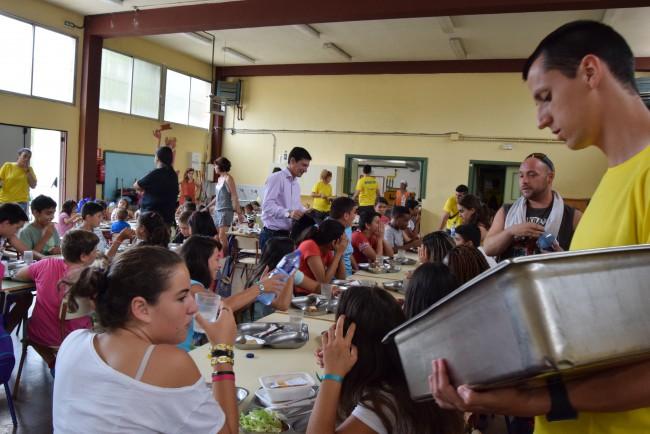 programa de inclusión menores periodo estival burjassot