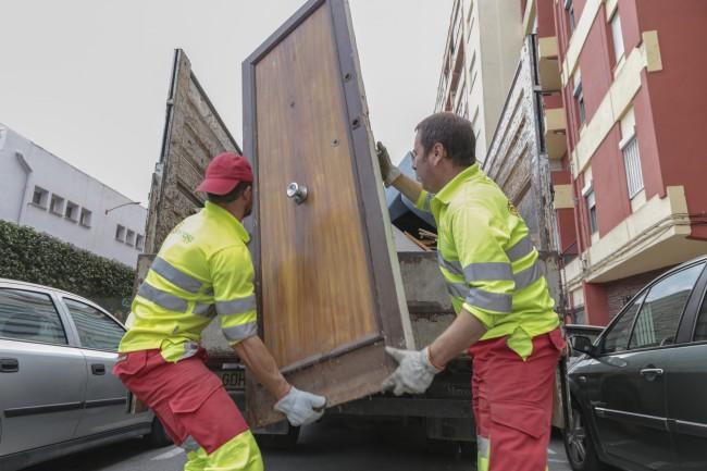 Servicio de recogida de muebles paiporta