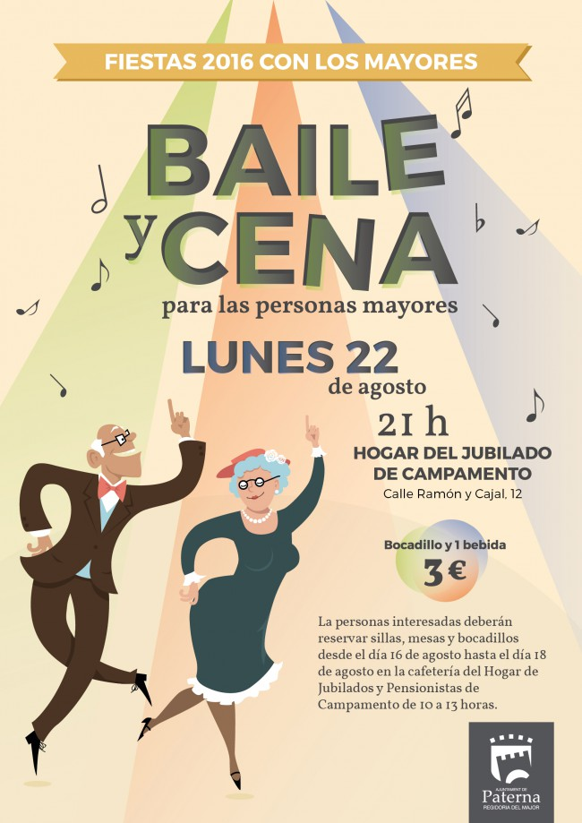 Baile Mayores