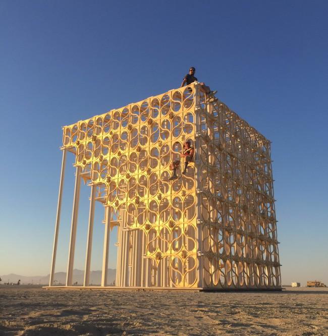 Burning Man Torrent