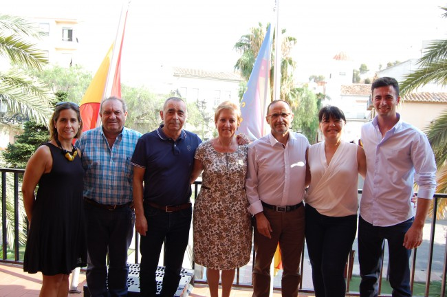 El Puig. reunion diputado asuntos europeos