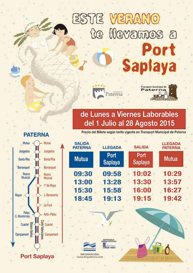 Linea-Paterna-Playa