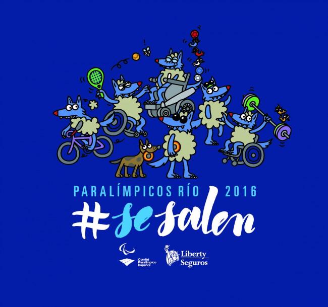 Río 2016. #SeSalen