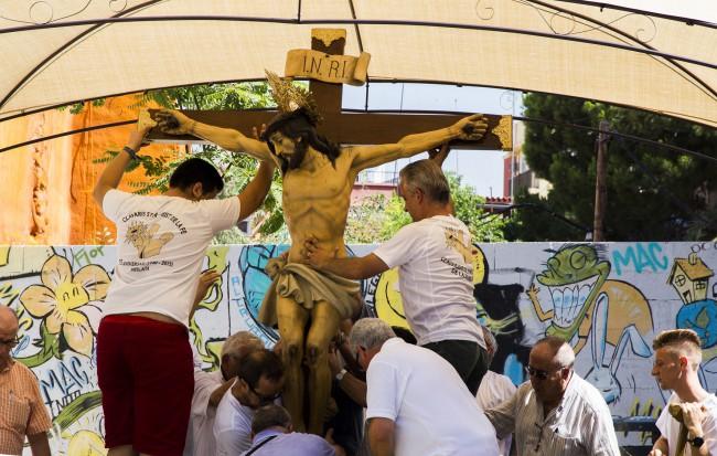 Traslado imagen Cristo-3
