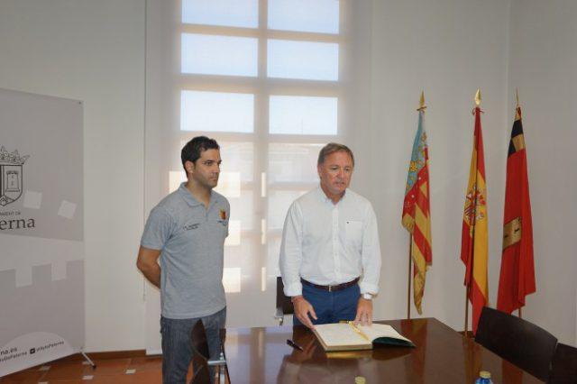 Visita Delegado Gobierno