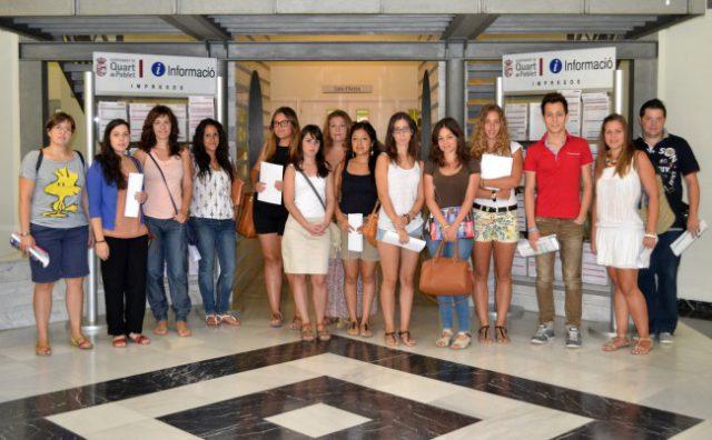 foto estudiantes y titulados