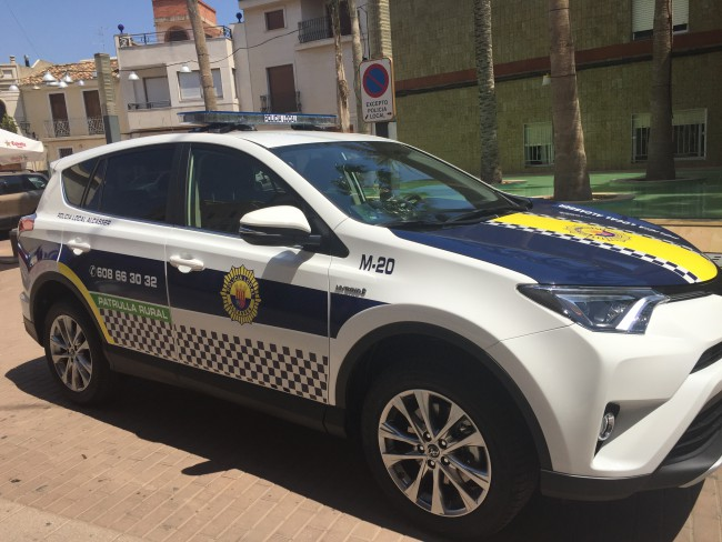 vehicle policia local alcàsser (1)