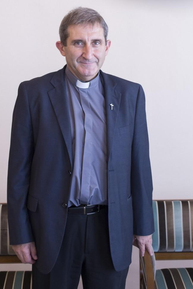 Agustín Alcayde vicario episcopal de Llíria,  Requena y Ademuz