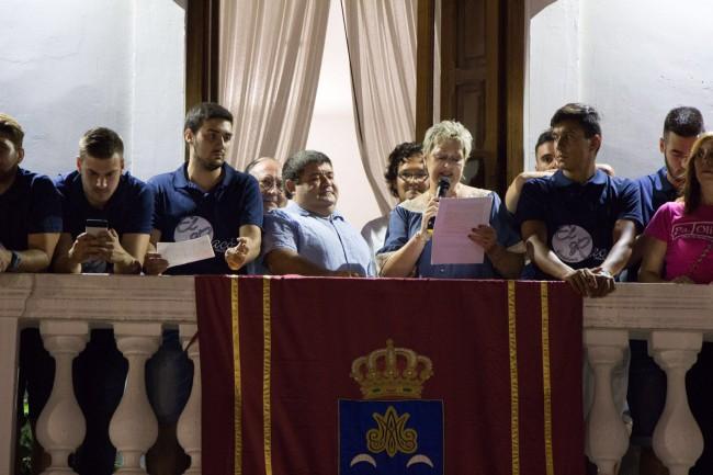 Meliana festes 2016 pregó Ferran Gadea