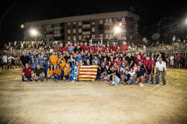 Moncada. acto reinvidicativo toros Valencia